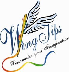 Wing Tips Unique Promotional Gifts & Embroidery
